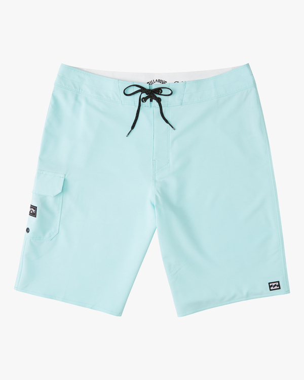 """0 All Day Pro Boardshorts 20"""" Blue ABYBS00109 Billabong"""
