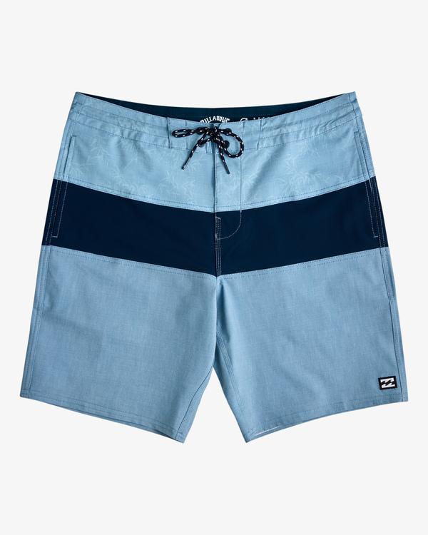 "0 Tribong Lo Tides Boardshorts 19"" Multicolor ABYBS00127 Billabong"