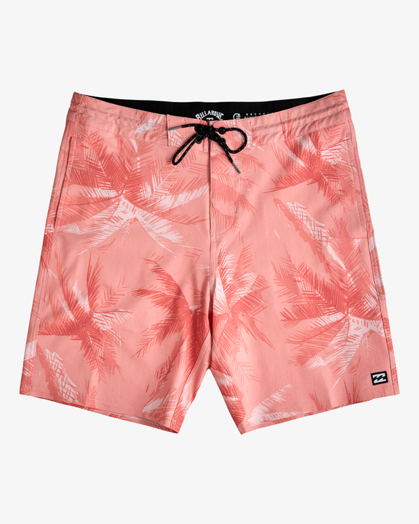 """0 All Day Lo Tides Boardshorts 17"""" White ABYBS00130 Billabong"""