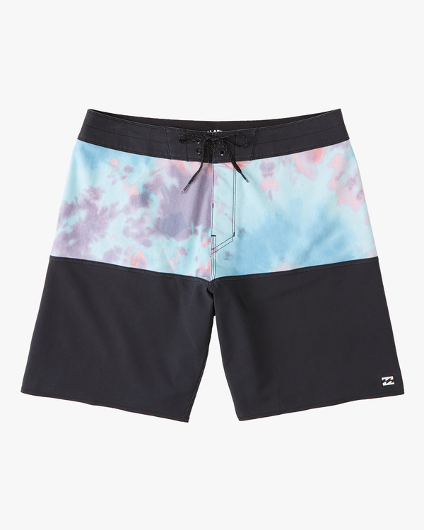 """0 Fifty50 Panel Pro Boardshorts 19"""" Blue ABYBS00136 Billabong"""