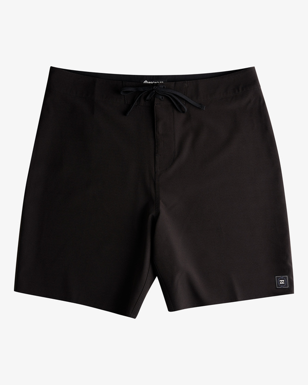 "0 All Day Eco Pro Boardshorts 17"" Black ABYBS00140 Billabong"