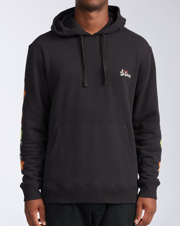0 Lei Day Pullover Hoodie Black ABYFT00168 Billabong