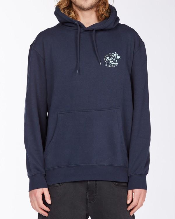 0 Beach Day Sweatshirt Blue ABYFT00173 Billabong