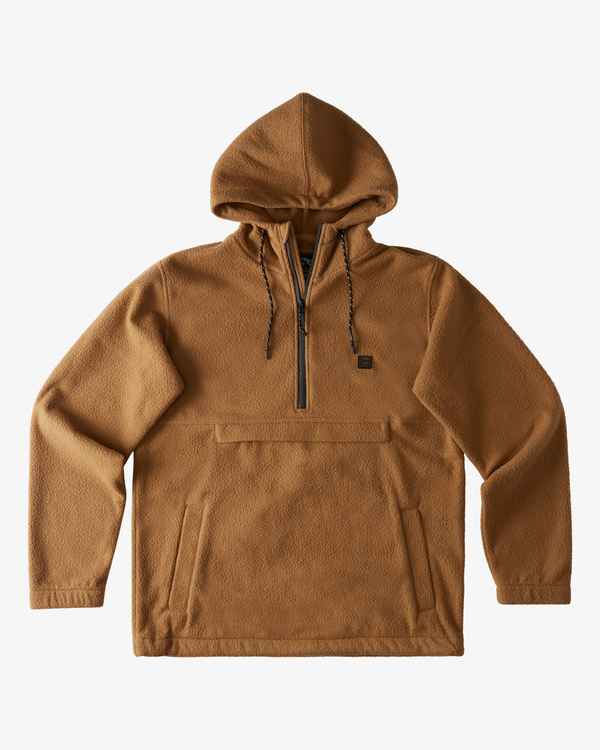 0 A/Div Boundary Double Fleece Brown ABYFT00183 Billabong