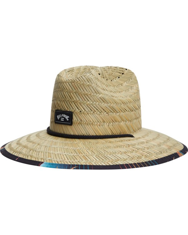 0 Tides Print Hat Blue ABYHA00112 Billabong