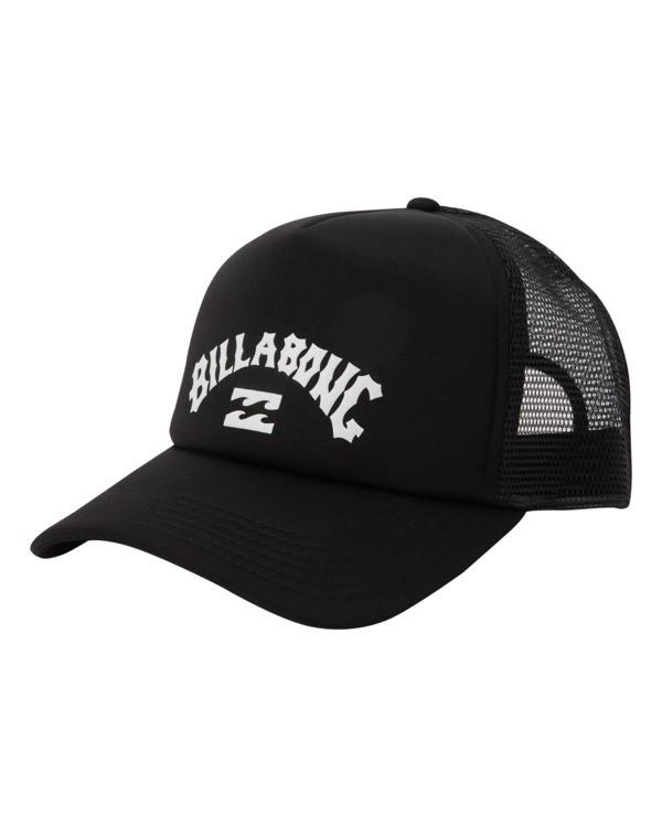 0 Podium Trucker Hat Black ABYHA00113 Billabong