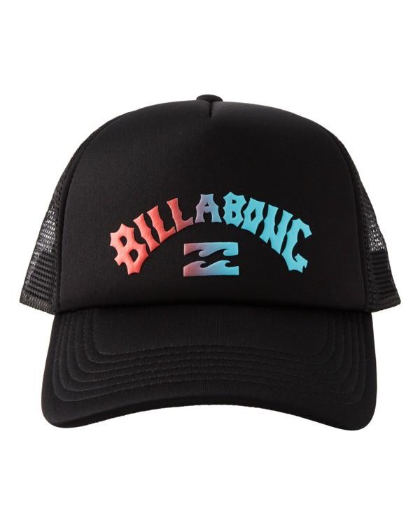 0 Podium Trucker Hat Blue ABYHA00113 Billabong