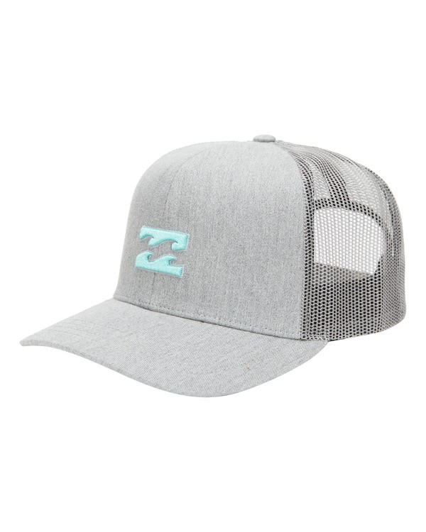 0 All Day Trucker Hat Grey ABYHA00115 Billabong