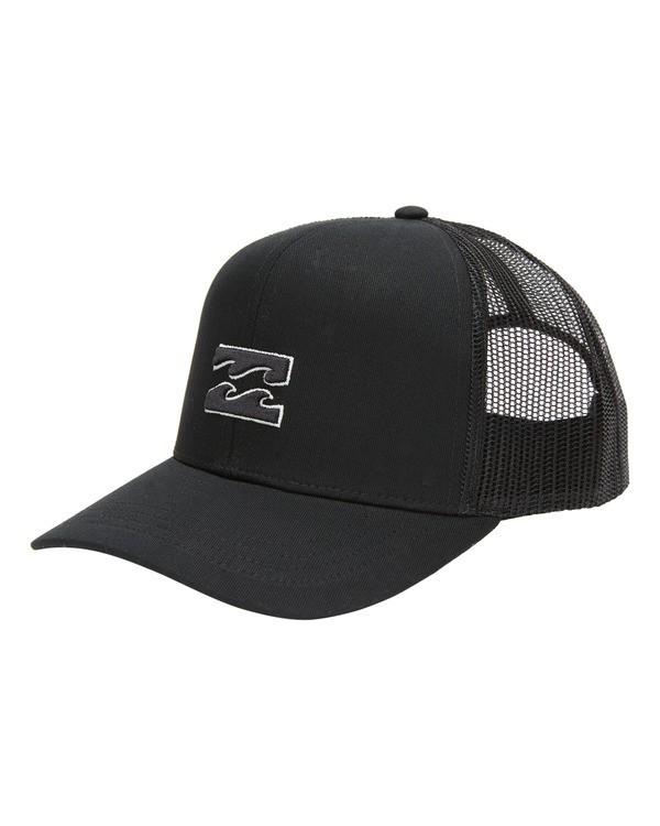 0 All Day Trucker Hat Multicolor ABYHA00115 Billabong