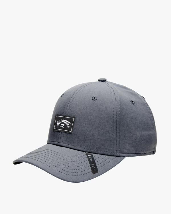 0 A/Div Surftrek Stretch Hat Green ABYHA00129 Billabong