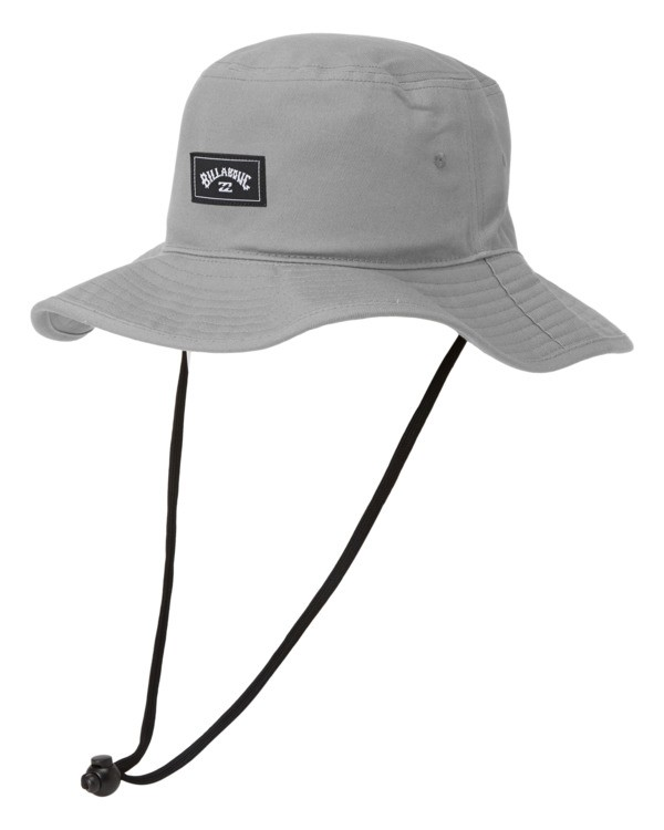 0 Big John Hat Grey ABYHA00131 Billabong