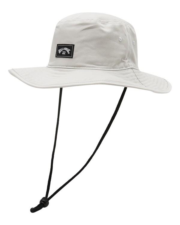0 Big John Hat Grey ABYHA00131 Billabong
