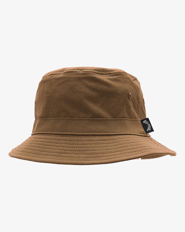 0 A/Div Packable Bucket Hat Brown ABYHA00133 Billabong