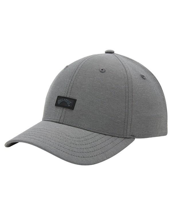 0 A/Div Surftrek Snapback Hat Grey ABYHA00136 Billabong