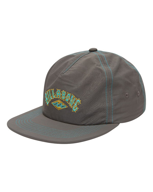 0 Currents Strapback Hat Black ABYHA00143 Billabong