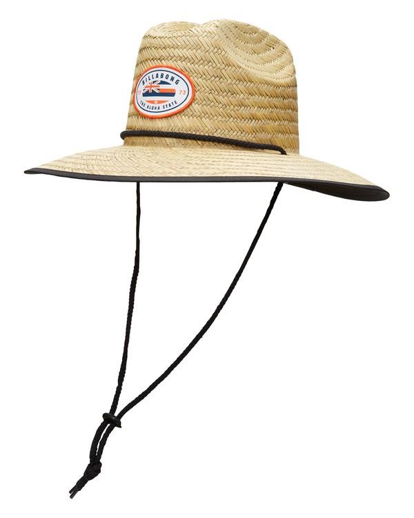 0 Tides Hawaii Hat Orange ABYHA00160 Billabong