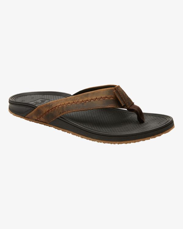 0 Brunswick Thong Sandal Black ABYL100009 Billabong