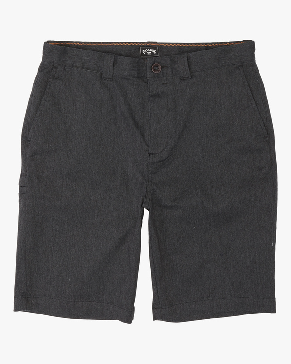 "0 Carter Stretch Shorts 21"" Black ABYWS00121 Billabong"