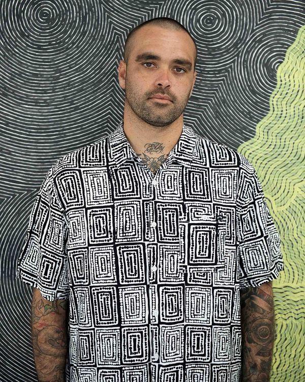 0 Otis Sky Short Sleeve Shirt Black ABYWT00151 Billabong
