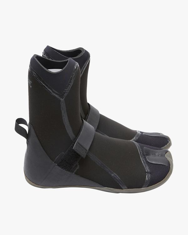 0 5mm Furnace Hidden Split Toe Wetsuit Boots Black ABYWW00101 Billabong