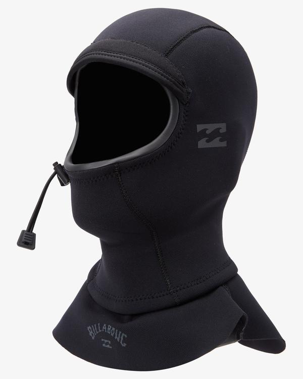 0 2mm Furnace Wetsuit Hood Black ABYWW00114 Billabong