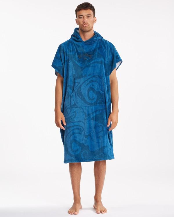 0 Hooded Towel Blue ABYWW00116 Billabong
