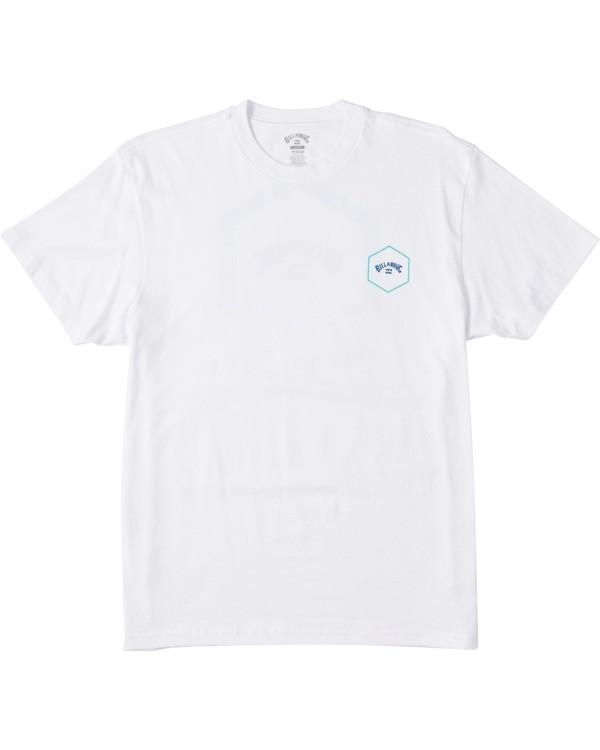0 Access Short Sleeve T-Shirt White ABYZT00109 Billabong
