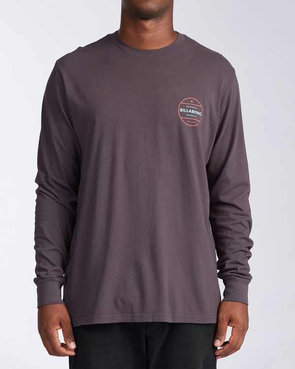 0 Rotor Long Sleeve T-Shirt White ABYZT00132 Billabong