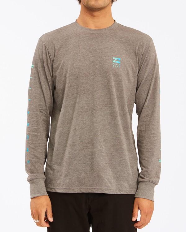 0 Unity Long Sleeve T-Shirt Green ABYZT00190 Billabong