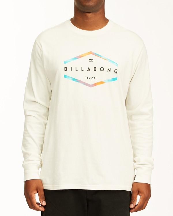 0 Entry Long Sleeve T-Shirt White ABYZT00192 Billabong