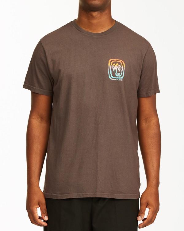 0 Maze Short Sleeve Wave Washed T-Shirt White ABYZT00213 Billabong