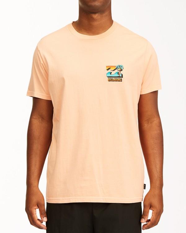 0 BBTV Short Sleeve Wave Washed T-Shirt Black ABYZT00219 Billabong