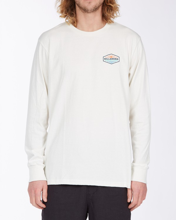 0 Cove Long Sleeve T-Shirt White ABYZT00266 Billabong