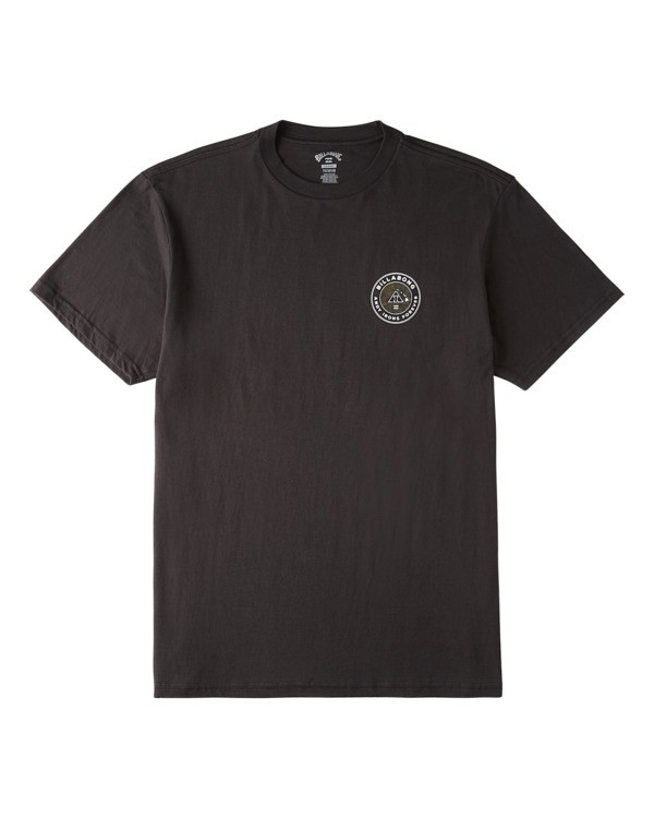 0 AI Forever Short Sleeve T-Shirt Black ABYZT00382 Billabong