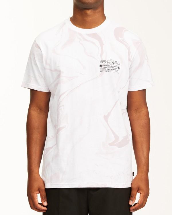 0 Eternal Sunshine Short Sleeve T-Shirt White ABYZT00393 Billabong