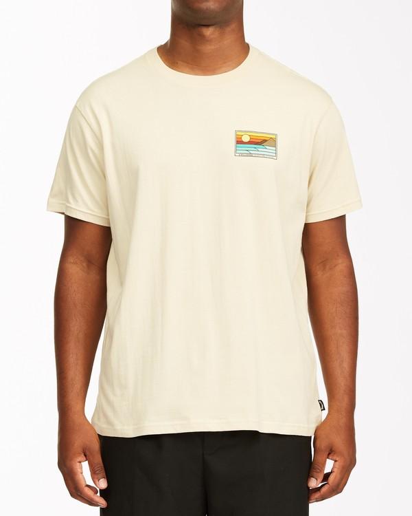 0 Prospect Short Sleeve T-Shirt Red ABYZT00543 Billabong