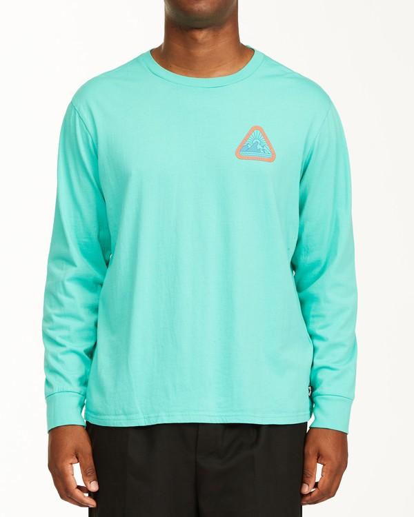 0 A/Div Sawtooth Long Sleeve T-Shirt Multicolor ABYZT00547 Billabong