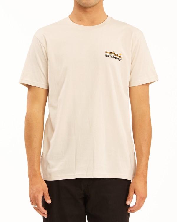 0 A/Div Denver Short Sleeve T-Shirt Multicolor ABYZT00593 Billabong