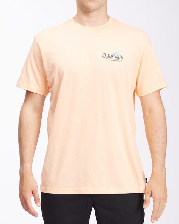 0 Lounge Short Sleeve T-Shirt Black ABYZT00609 Billabong