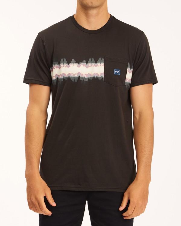0 Spinner Pocket T-Shirt Black ABYZT00620 Billabong