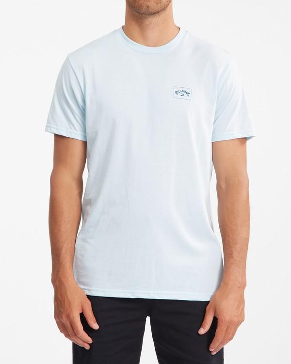 0 A/Div Performance UV Short Sleeve T-Shirt Blue ABYZT00676 Billabong