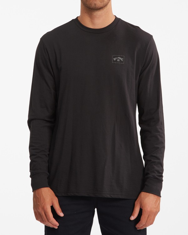 0 A/Div Performance UV Long Sleeve T-Shirt Black ABYZT00677 Billabong