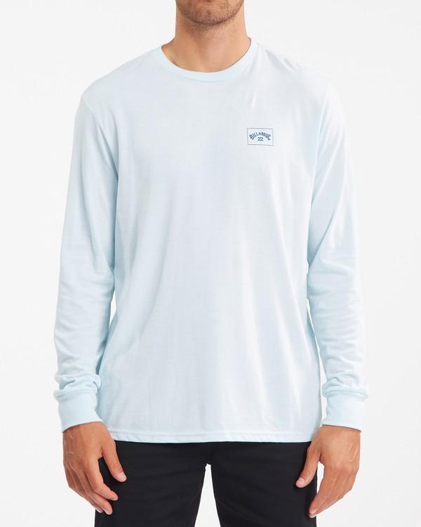 0 A/Div Performance UV Long Sleeve T-Shirt Blue ABYZT00677 Billabong