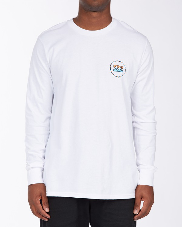 0 Ring Long Sleeve T-Shirt White ABYZT00717 Billabong