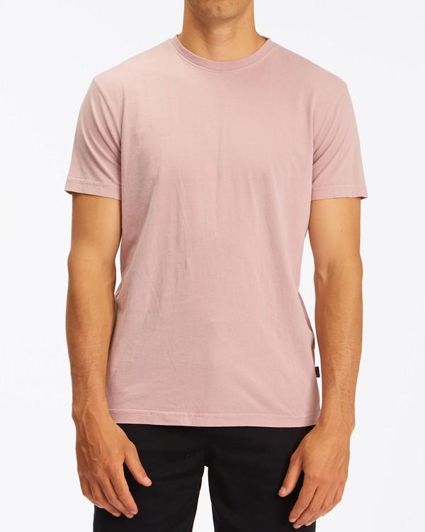 0 Essential Short Sleeve T-Shirt Green ABYZT00759 Billabong