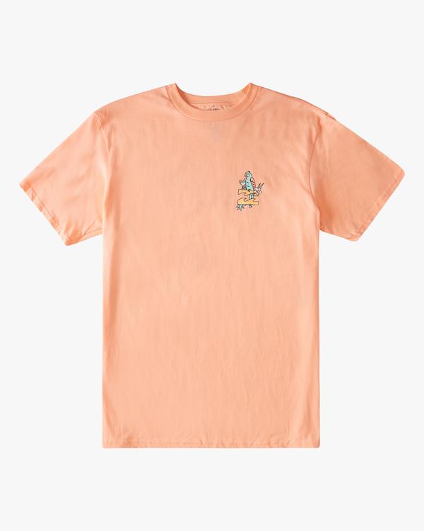 0 Surf Lounge Short Sleeve T-Shirt Black ABYZT00798 Billabong