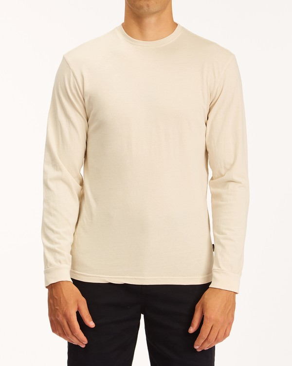 0 Wave Washed Long Sleeve T-Shirt Black ABYZT00948 Billabong