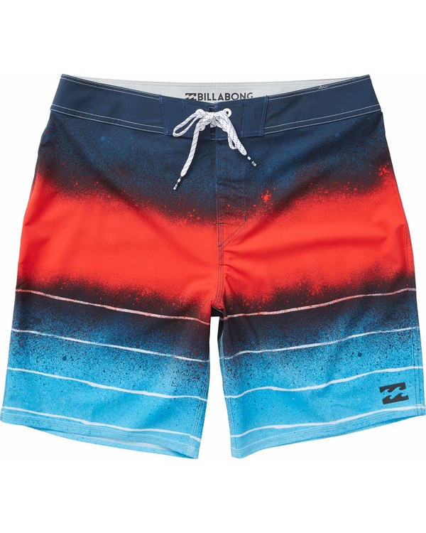 0 Boys' Tribong X Lo-Fi Boardshorts  B117LTXL Billabong