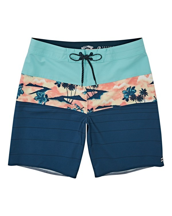 0 Boys' Tribong Pro Boardshorts Multicolor B1201BTB Billabong