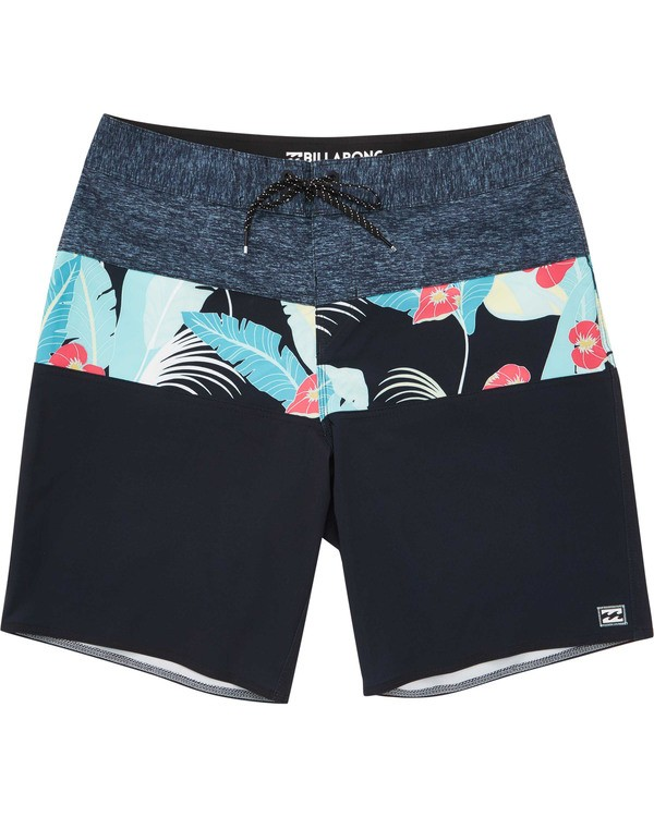 0 Boys' Tribong Pro Boardshorts Black B120TBTB Billabong